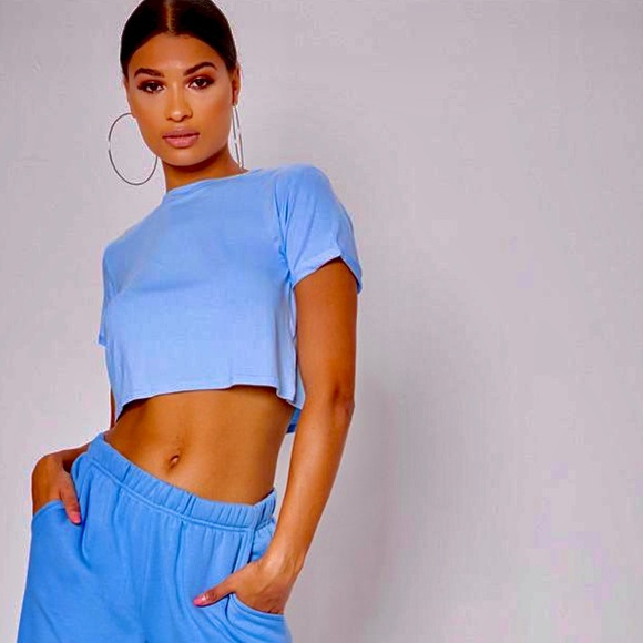 PrettyLittleThing Tops - Pretty Little Thing Crop Top